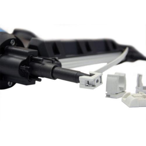 Газовый монтажный пистолет Toua GSN50+ ствол для клипс