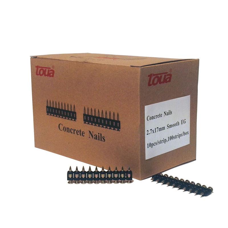 Дюбель-гвозди по бетону, кирпичу тип CN 35 упаковка 1000 шт.