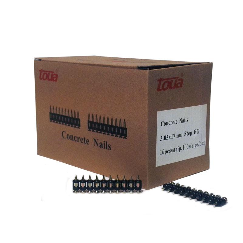 Усиленные дюбель-гвозди тип CN 17/1000 шт.